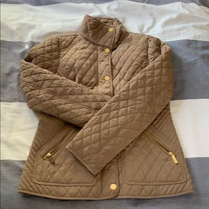 Never worn Michael Kors quilted jacket